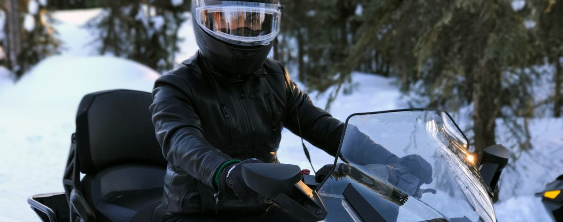 Have a great day on the trails with snowmobile insurance.